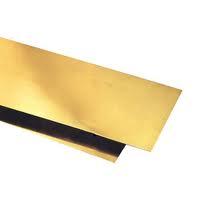 ทองเหลืองแผ่น